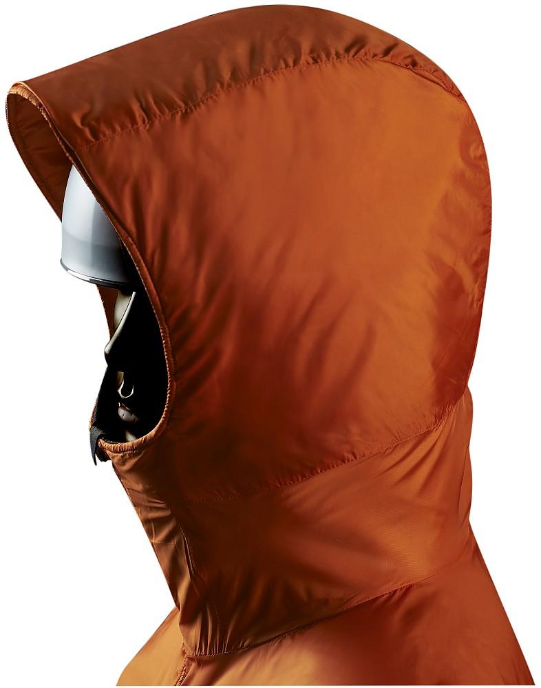 photo: Black Diamond Access Hybrid Hoody synthetic insulated jacket