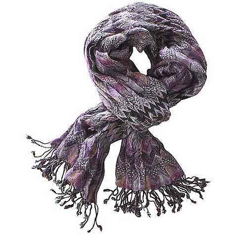 photo: prAna Ikat Scarf accessory