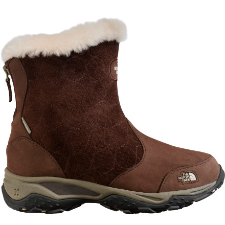 photo: The North Face Bella Alta winter boot