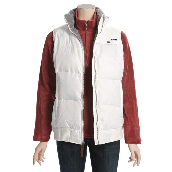 photo: Woolrich Kendale Vest down insulated vest