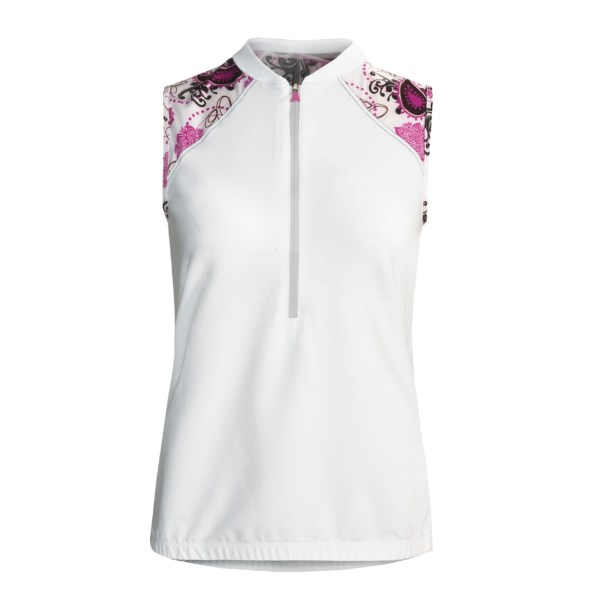 photo: Skirt Sports Cycling Jersey Sleeveless short sleeve performance top