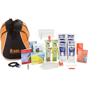 photo: SOL Urban Survivor Kit survival kit