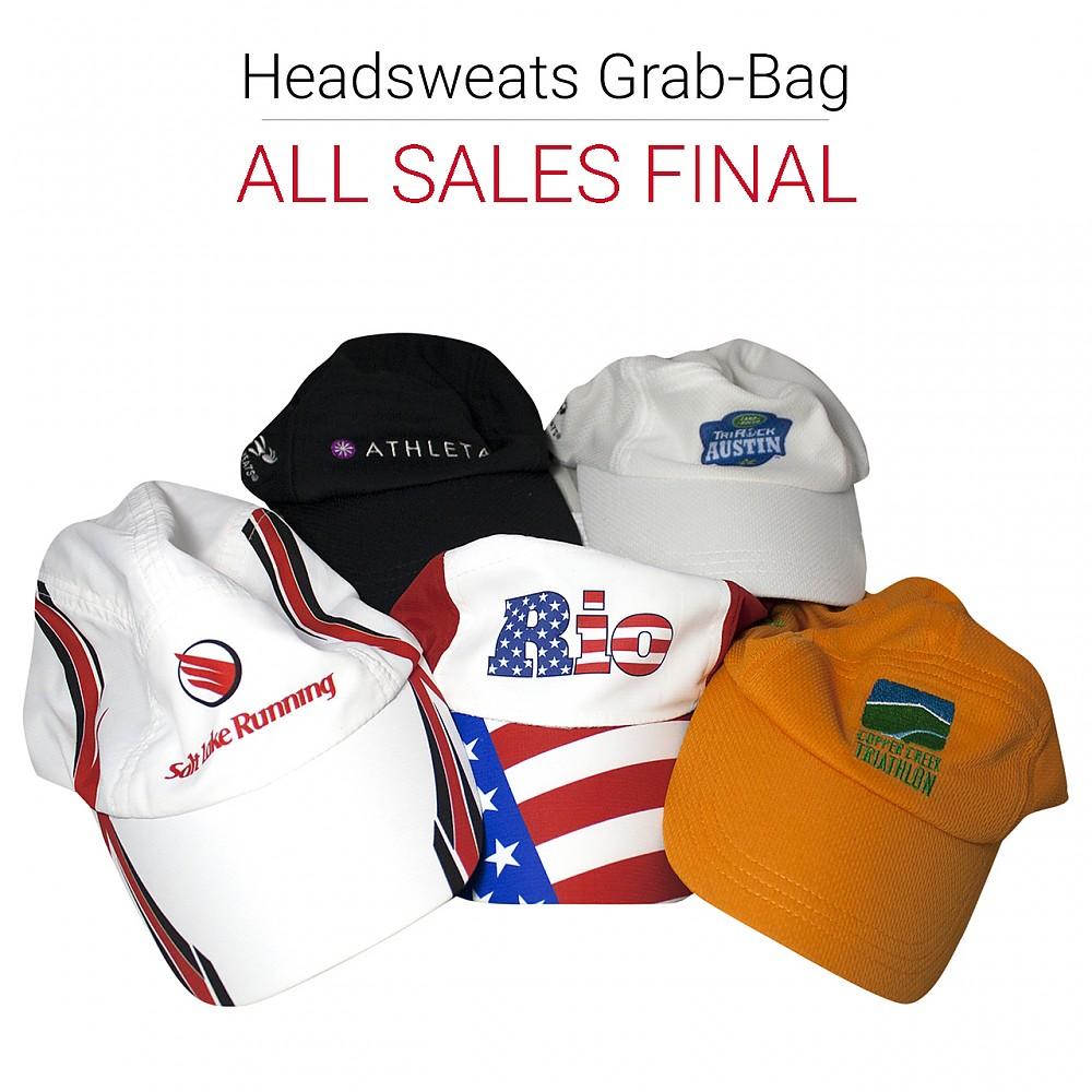 photo: Headsweats Race Hat cap