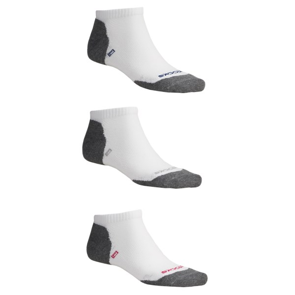 photo: Brooks Versatile Low-Cut Socks running sock