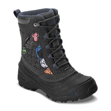 photo: The North Face Boys' Thermoball Utility Boot winter boot