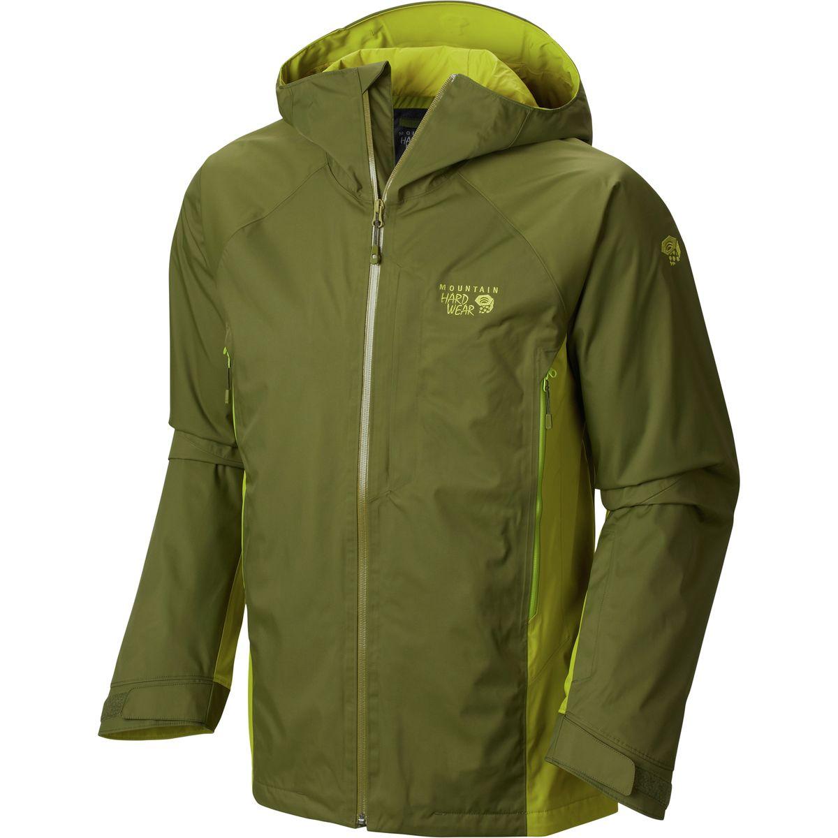 Mountain Hardwear Sluice Jacket
