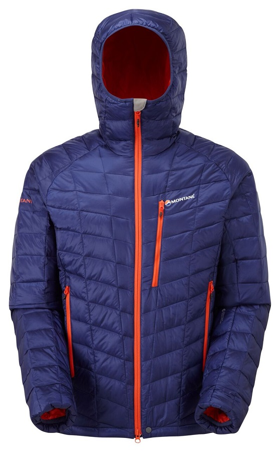 photo: Montane Hi-Q Luxe Jacket synthetic insulated jacket
