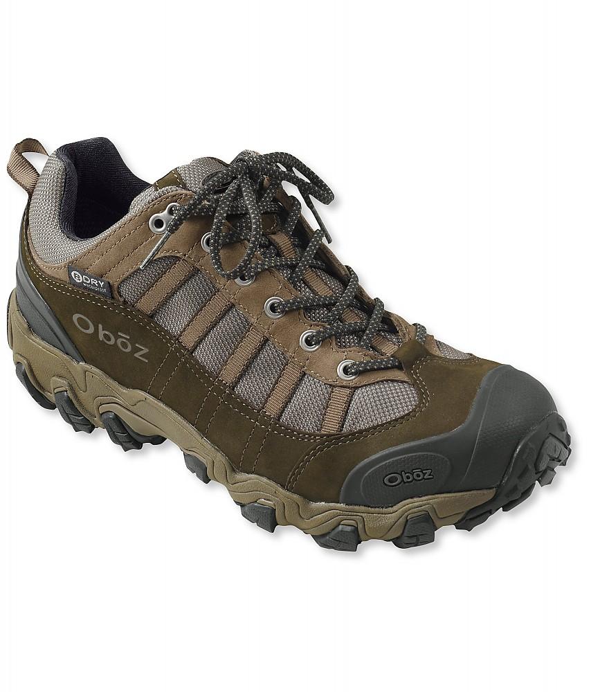 photo: Oboz Traverse Low trail shoe