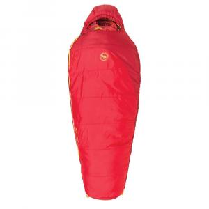 photo: Big Agnes Wolverine 15° 3-season synthetic sleeping bag