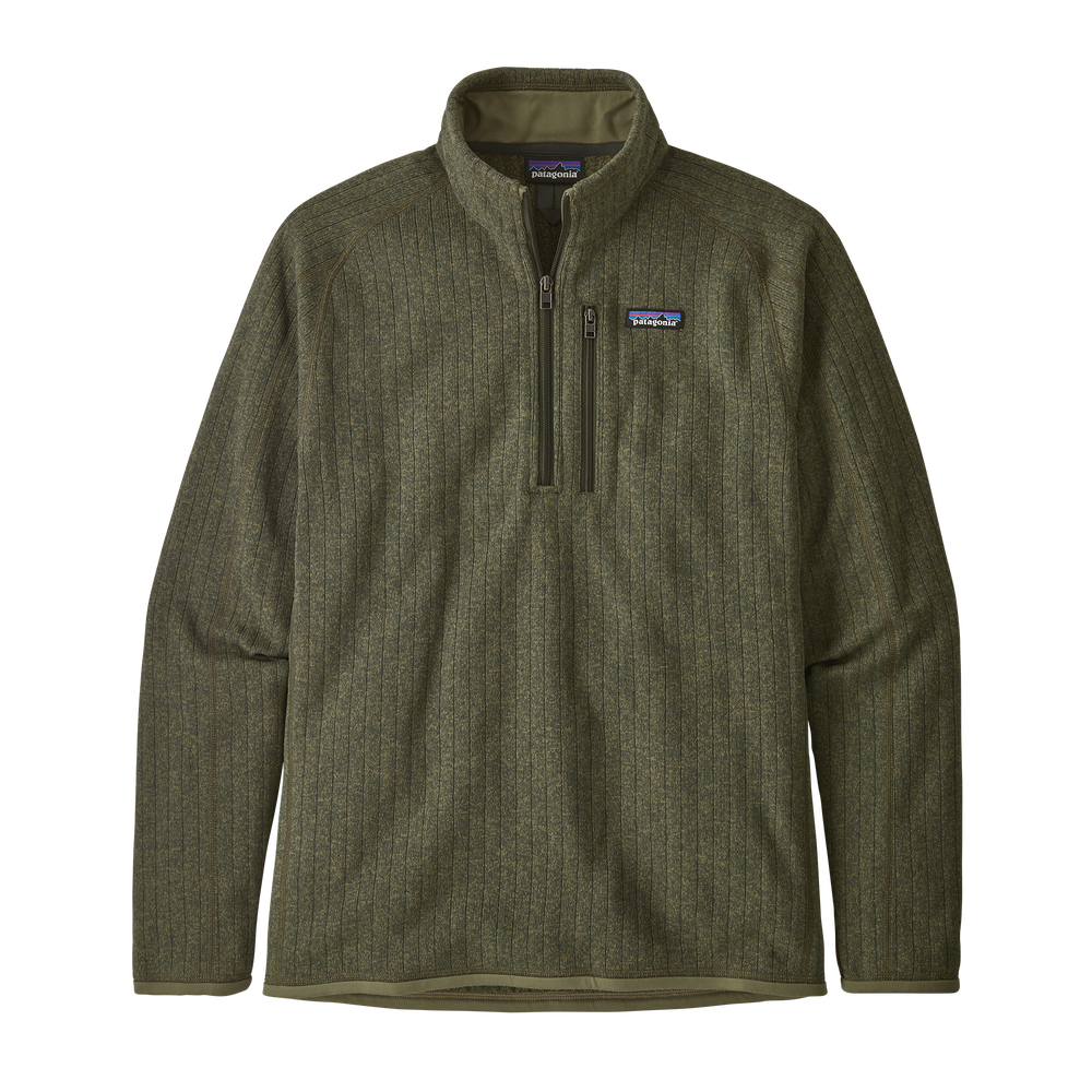Patagonia Better Sweater Rib Knit 1/4-Zip