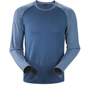 photo: Arc'teryx Emissary LS Raglan long sleeve performance top
