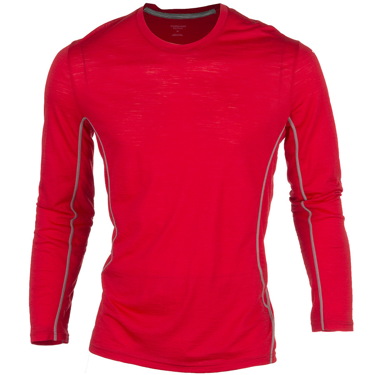 photo: Icebreaker Aero Long Sleeve Crewe long sleeve performance top