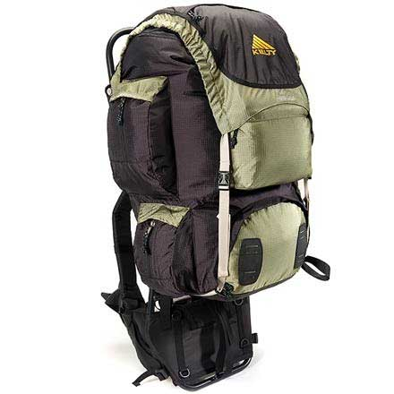photo: Kelty Sierra Crest external frame backpack