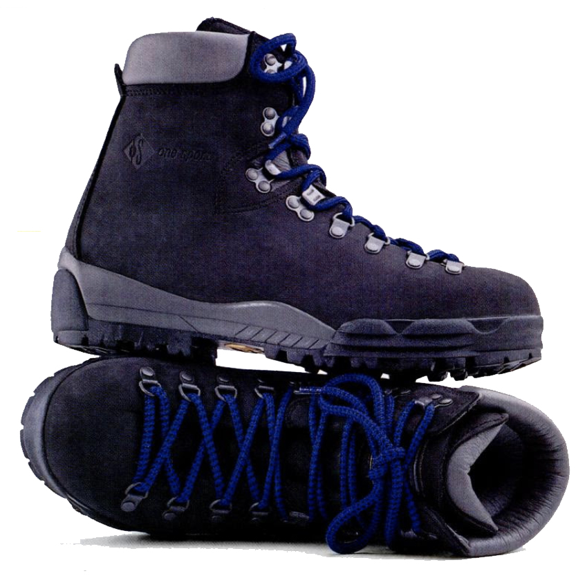 photo of a One Sport backpacking boot