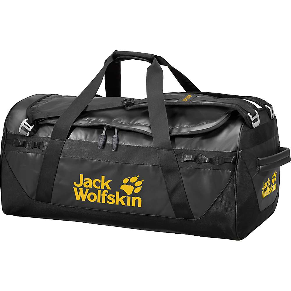 photo: Jack Wolfskin Expedition Trunk pack duffel