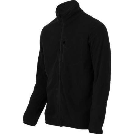 photo: Burton Groove Fleece Jacket fleece jacket