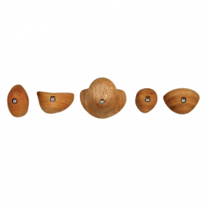 photo: Metolius Wood Grips Deluxe Training Board climbing accessory