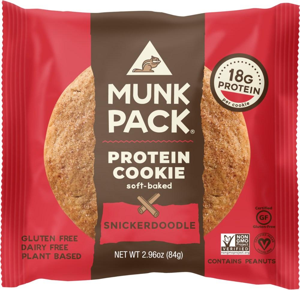 Munk Pack Protein Cookies