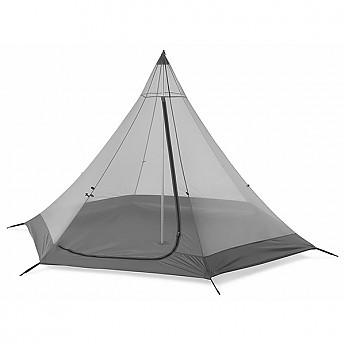 It has two bugnetted vents front and back and the stake loops have reflective strips which help finding it after coming back to c& in the dark  sc 1 st  Trailspace & GoLite Hex 3 Shelter Reviews - Trailspace.com