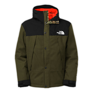 The North Face Insulated Mountain Parka
