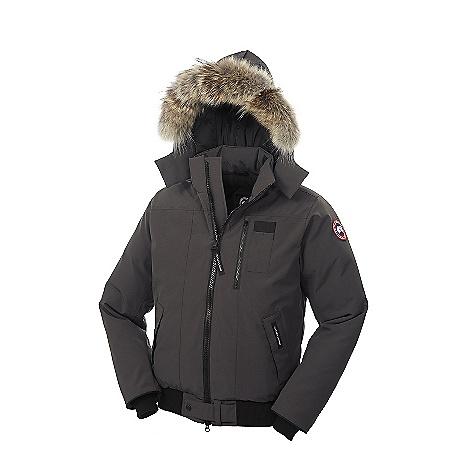 photo: Canada Goose Borden Bomber down insulated jacket