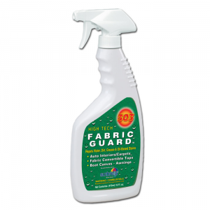 photo of a 303 fabric cleaner/treatment