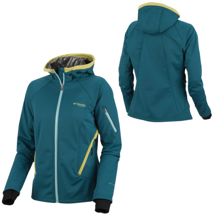Columbia Key Three Softshell Jacket