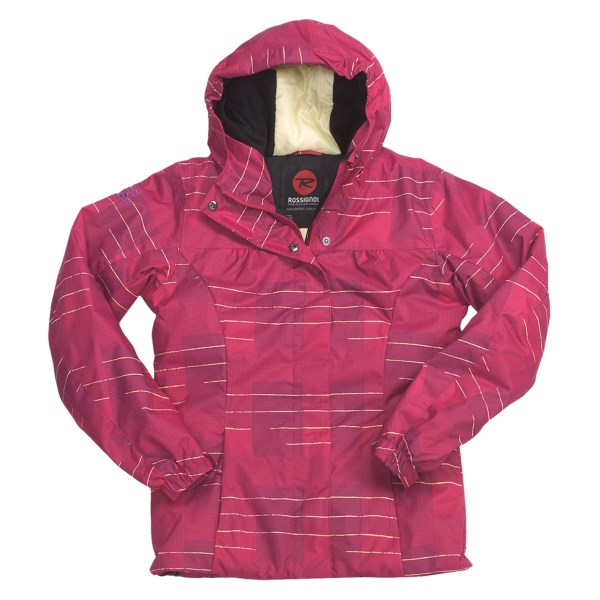 photo: Rossignol Bliss Jkt PR synthetic insulated jacket