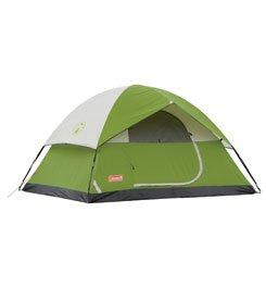 photo: Coleman Sundome 4 tent/shelter