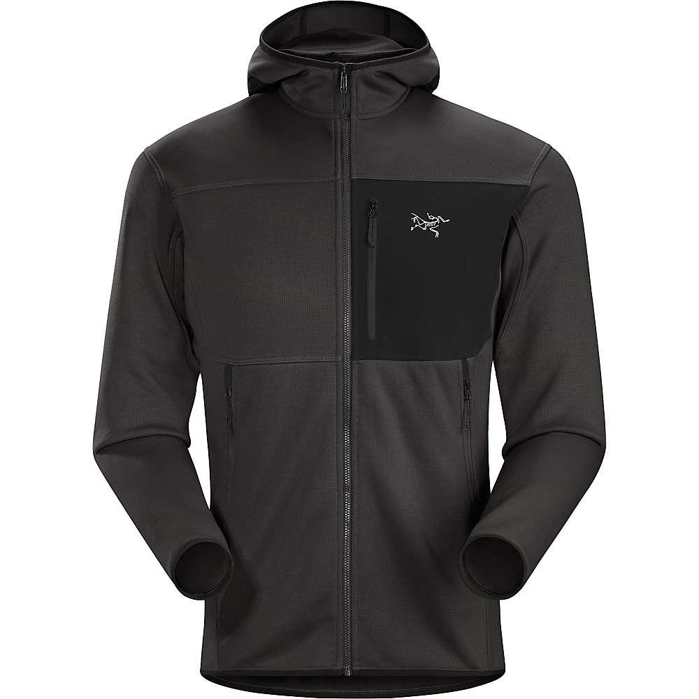 photo: Arc'teryx Men's Fortrez Hoody fleece jacket