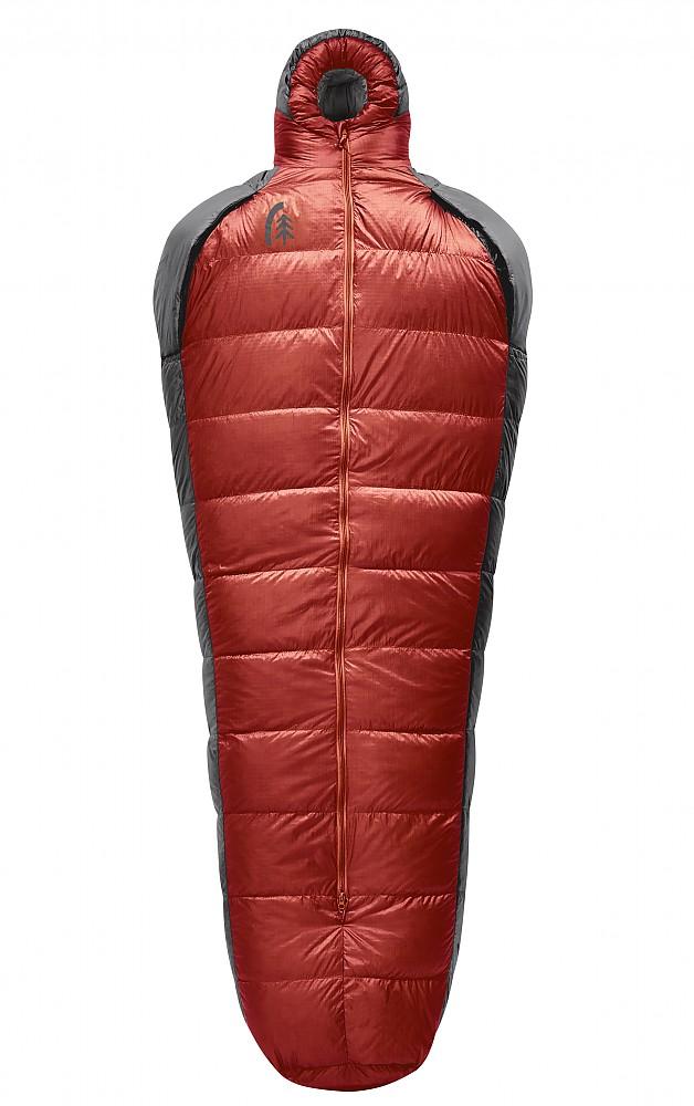 photo: Sierra Designs Mobile Mummy 800 2-Season warm weather down sleeping bag