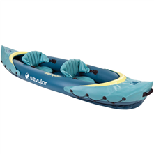 photo: Sevylor Clear Creek inflatable kayak