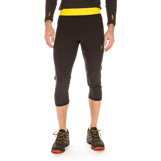 photo: La Sportiva Arrow Tight 3/4 performance pant/tight