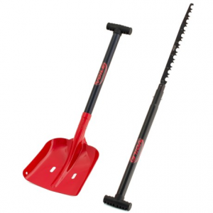 Voile T6 Tech Shovel w/ Snow Saw