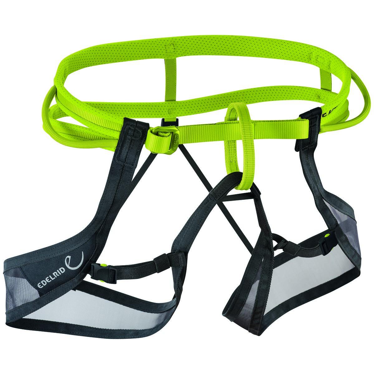 photo: Edelrid Huascaran sit harness