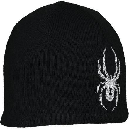 photo: Spyder Girls' Sparkle Bug Hat winter hat