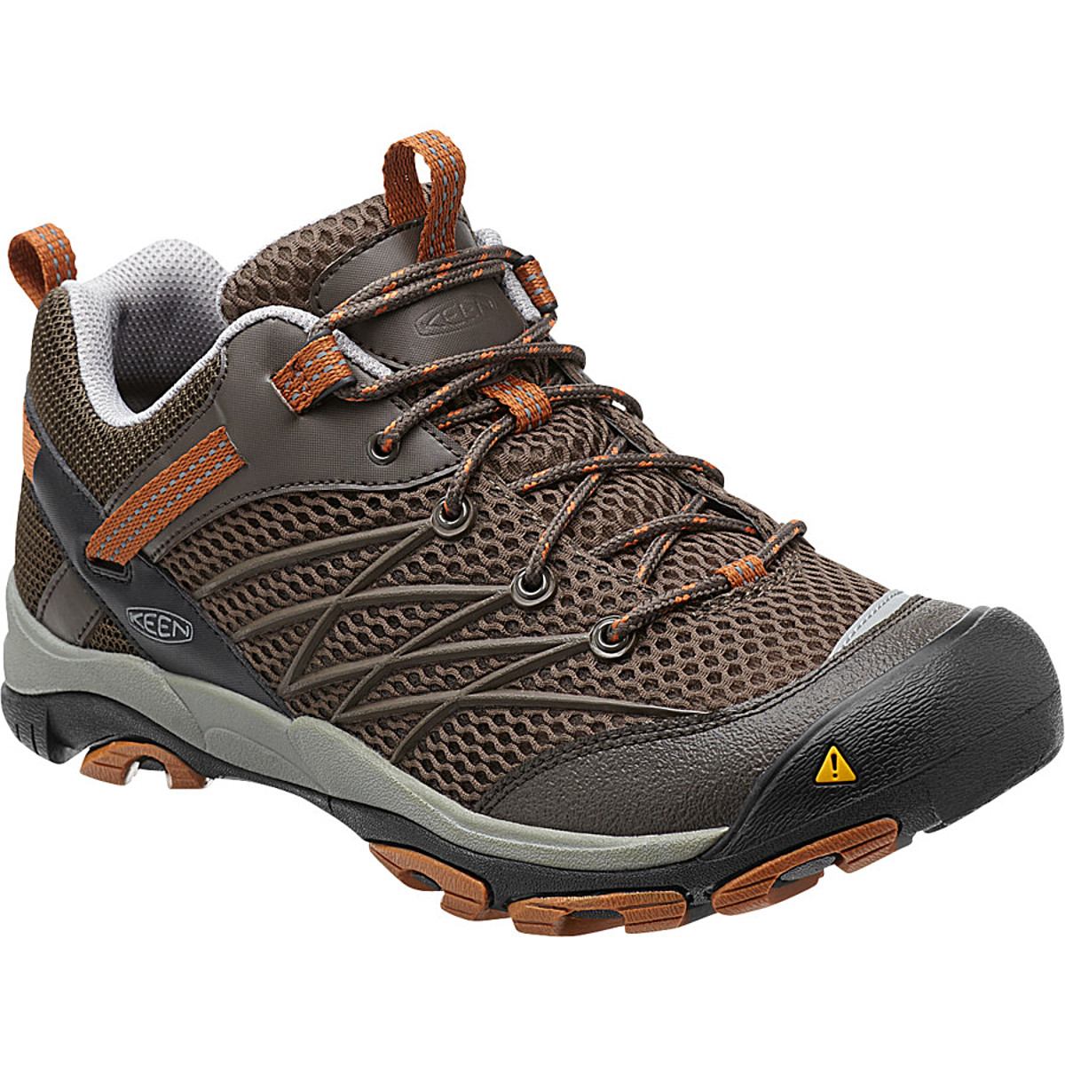 photo: Keen Men's Marshall trail shoe