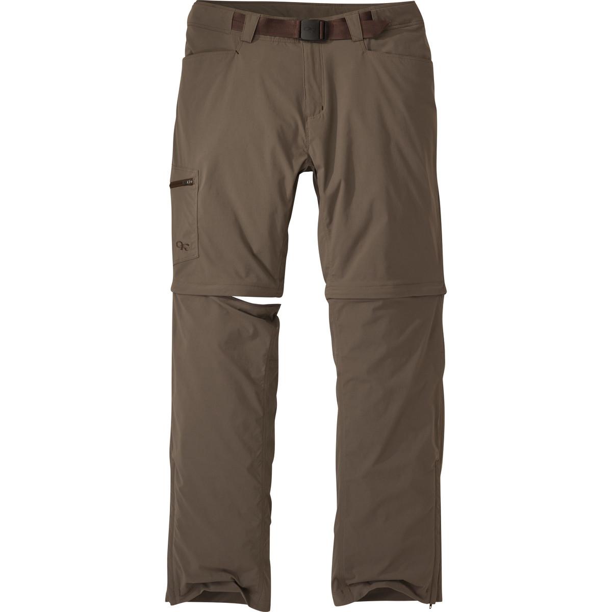 photo: Outdoor Research Men's Equinox Convert Pants hiking pant