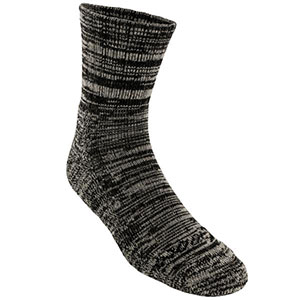 photo of a Woolx hiking/backpacking sock