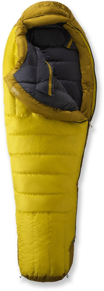 photo: Marmot Col MemBrain cold weather down sleeping bag