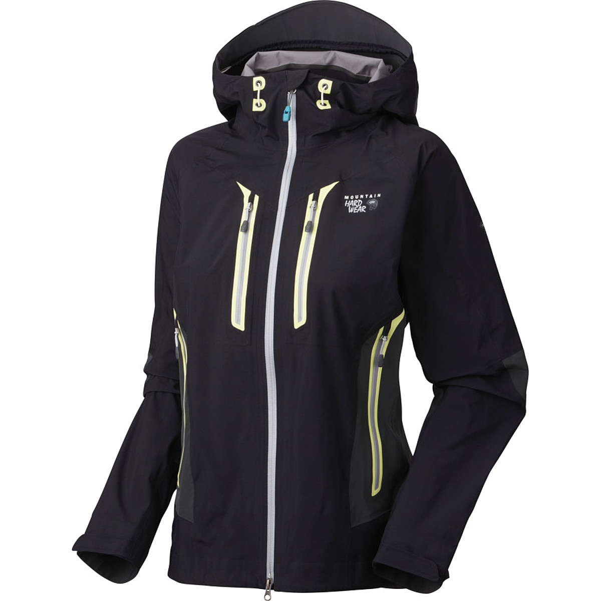 photo: Mountain Hardwear Women's Drystein Jacket soft shell jacket