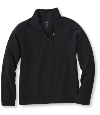 L.L.Bean Fitness Fleece, Quarter-Zip Pullover Tall