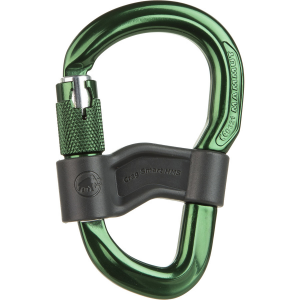 photo: Mammut Element HMS locking carabiner