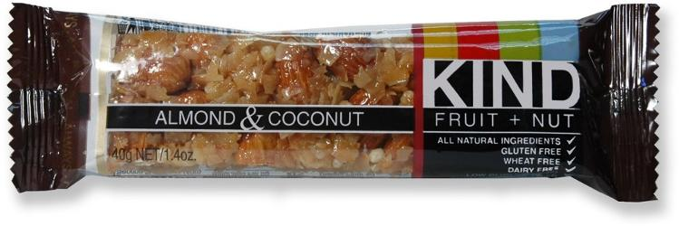 photo: Kind Fruit & Nut Bar