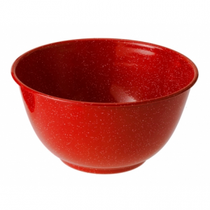 photo: GSI Outdoors Enamelware Mixing Bowl cookware