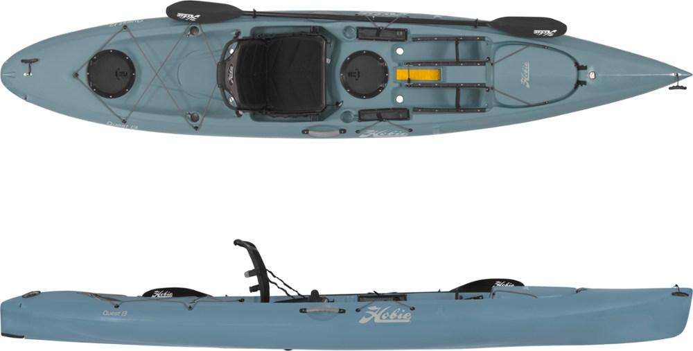 photo: Hobie Quest 13 sit-on-top kayak