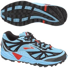 photo: Brooks Women's Cascadia trail running shoe