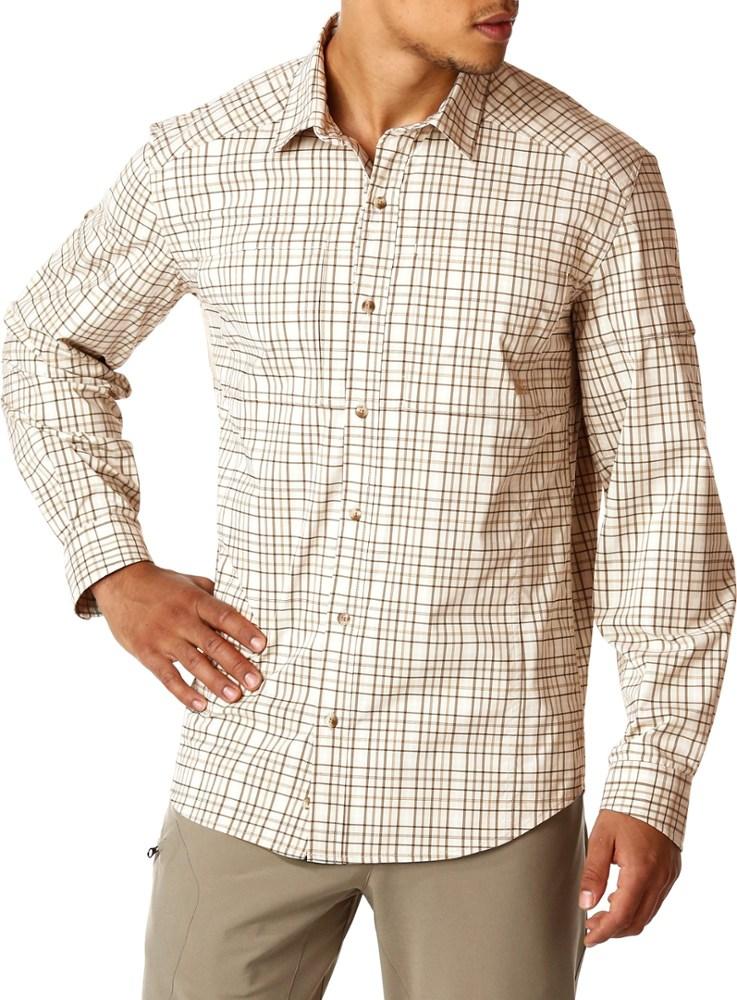 photo: REI Sahara Tech Long-Sleeve Shirt hiking shirt