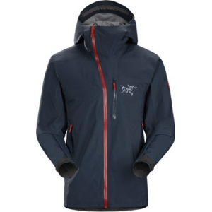 photo: Arc'teryx Men's Sidewinder SV Jacket waterproof jacket