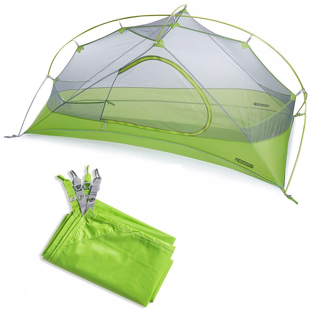 photo: EMS Velocity 1 Tent three-season tent